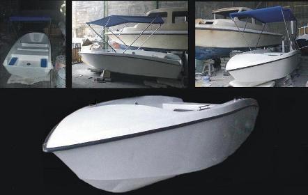 Boat Mancing 4.2m