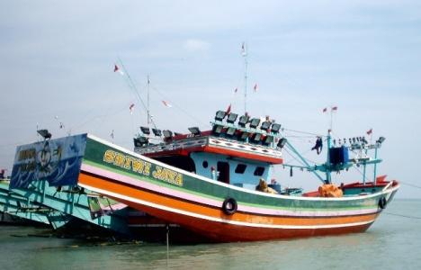 Kapal ikan 20 gross ton