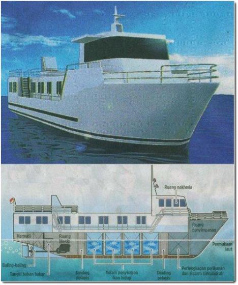 Kapal Angkut Ikan BPPT