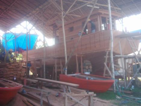 Kapal ikan 30GT, Banyuwangi