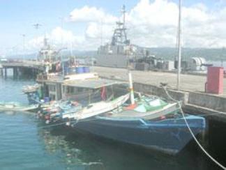 Kapal ikan di Maluku tanpa Surat Ijin Penangkapan Ikan(SIPI) dan Surat Ijin Berlayar (SIB)