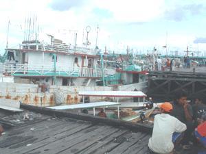 Kapal ikan di Beno, Bali tak ada solar