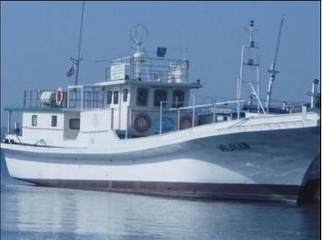 Kapal ikan latih di Banyuwangi
