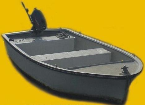Boat 4.2m