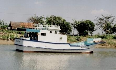 Kapal Ikan 12.65m